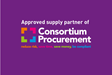 consortium procurement approved supplier logo