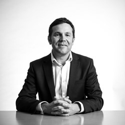 John Blackburn Group Managing Director