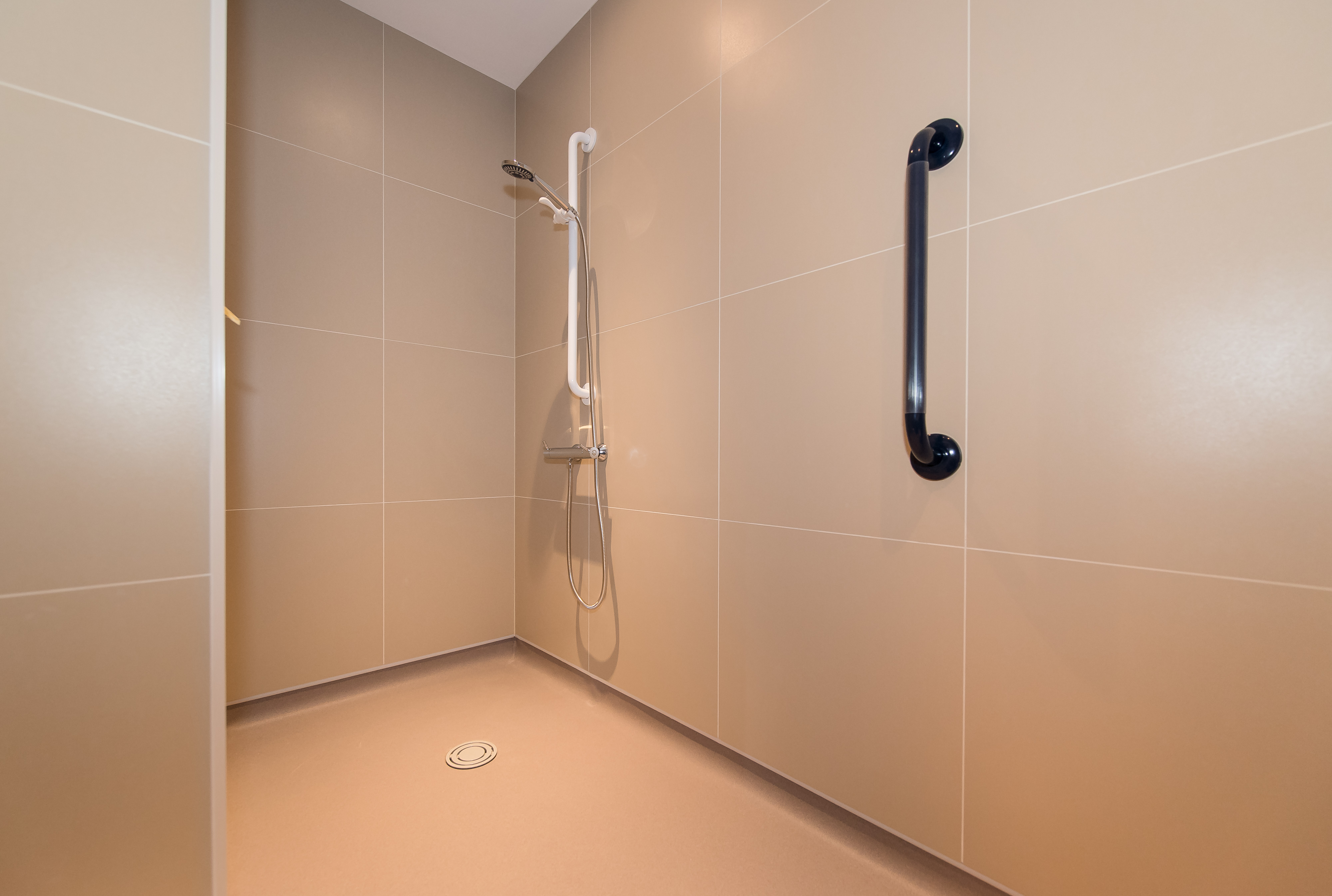 Wetroom Level Access Disabled Showering Specialist