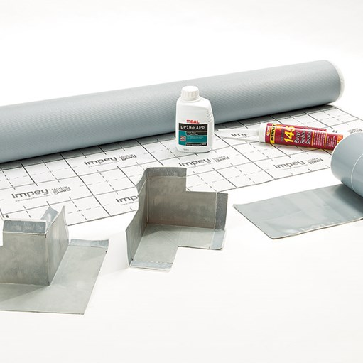 waterguard kit for wet rooms