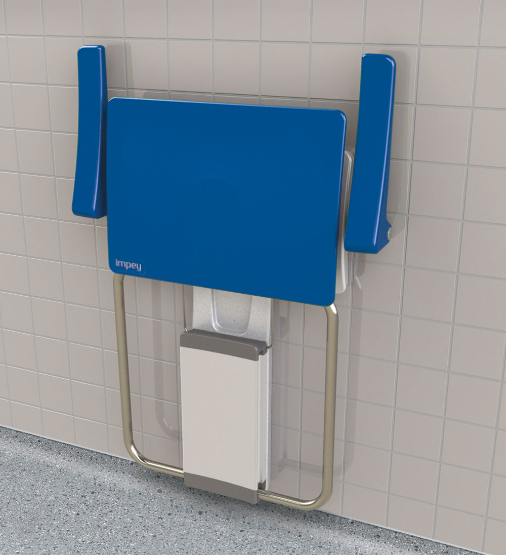 SlimFold Shower Seat | Impey, The Wetroom Specialist