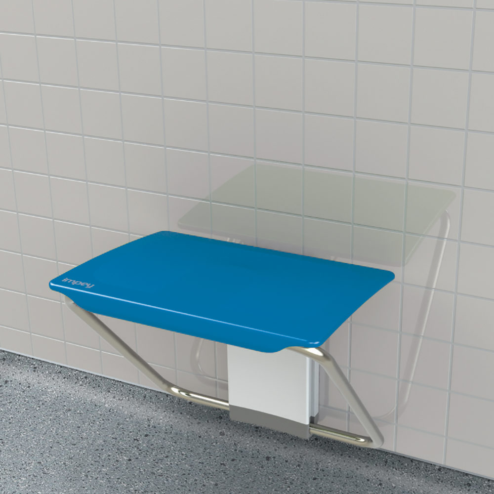 Slimfold Shower Bench | Impey, The Wetroom Specialist
