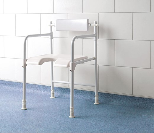Freestanding Shower Chair