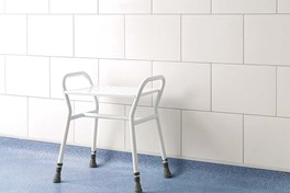 Freestanding Shower Stool