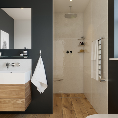 Utilitarian Magic Ensuite